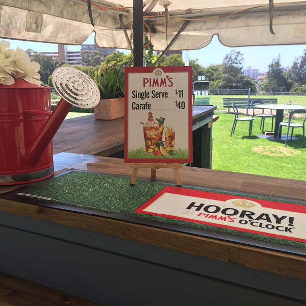 PIMM'S AT THE GREEN (NSW)