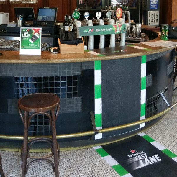 HEINEKEN AT MIDDLE PACK HOTEL (VIC)