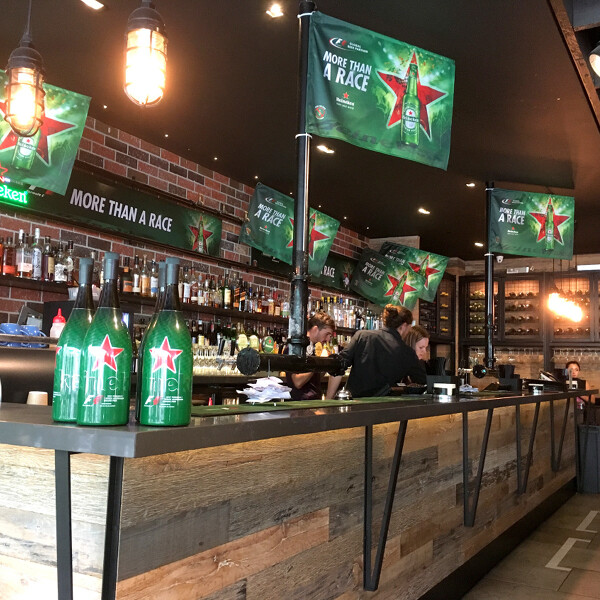 HEINEKEN AT MULTIPLE VENUES (VIC)