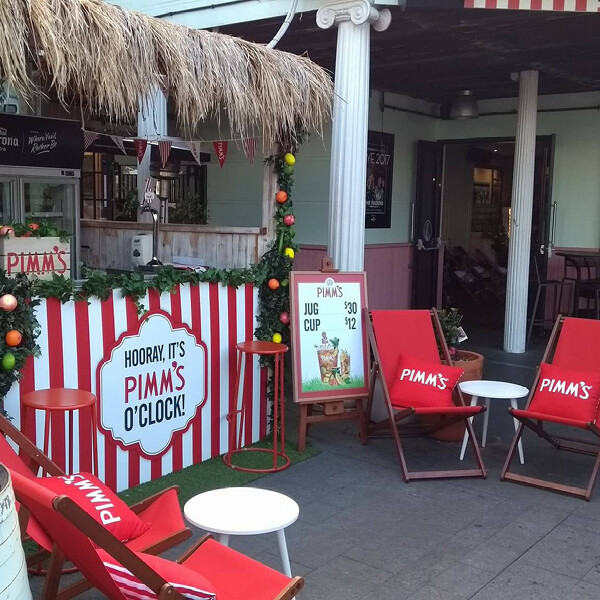 PIMM'S AT COOGEE BAY HOTEL (NSW)