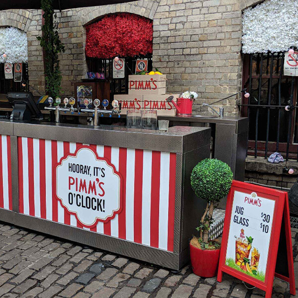 PIMM'S AT THE ARGYLE (NSW)