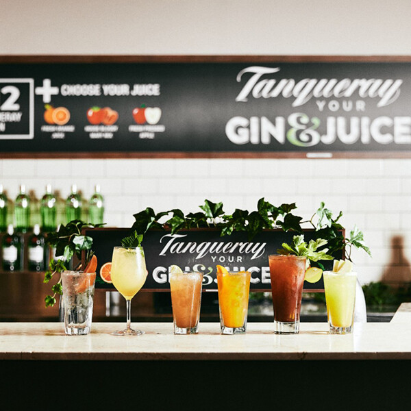 TANQUERAY AT THE BRIDGE HOTEL RICHMOND (VIC)