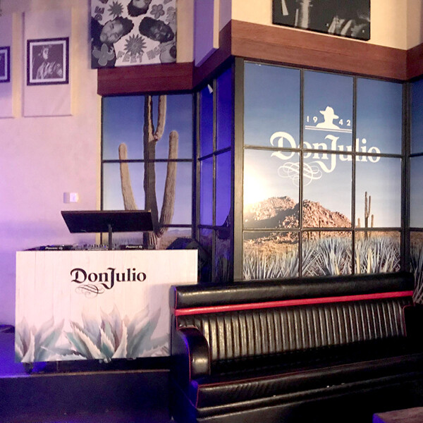 DON JULIO AT ROCK LILY, THE STAR SYDNEY (NSW)