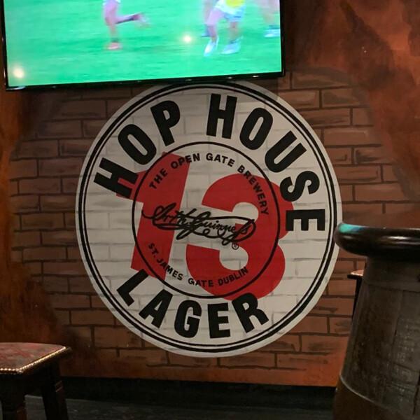 HOP HOUSE AT PJ O'BRIEN'S (VIC)