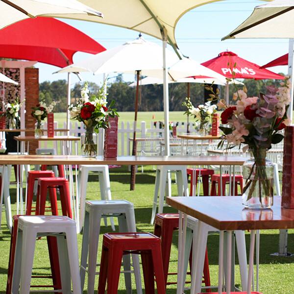 PIMM'S AT POLO IN THE VALLEY (WA)