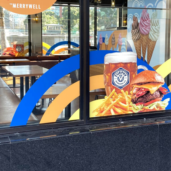 Merrywell Burger Bar at Crown Melbourne (VIC)