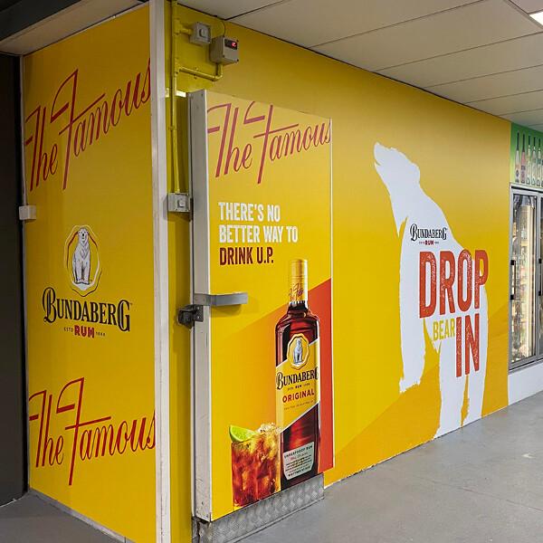 Bundaberg Rum at Rocky Glen Hotel (QLD)