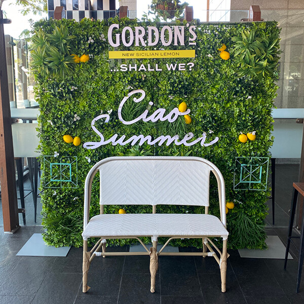 Gordon's GIN at Hotel West End (QLD)