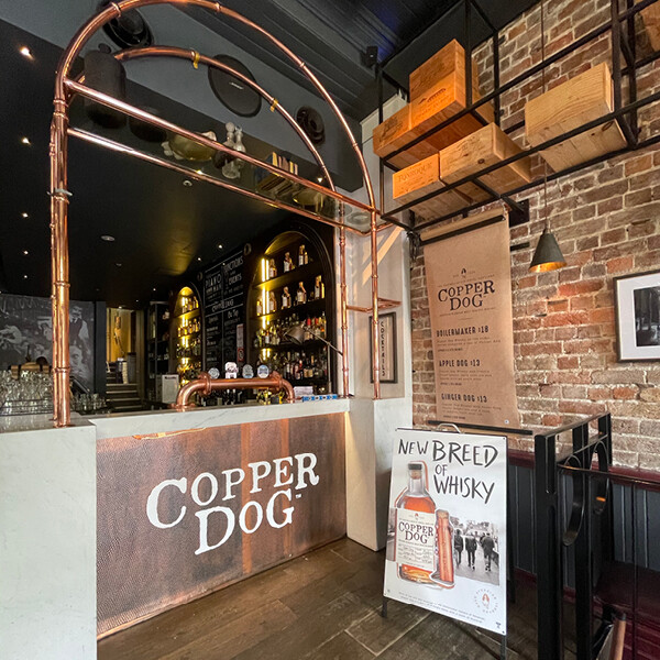 Copper Dog at The Push at The Rocks (NSW)