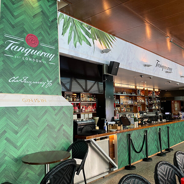 Tanqueray at Story Bridge Hotel (QLD)