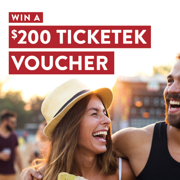 Smirnoff – Win a Ticketek Voucher