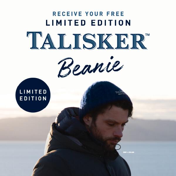 Talisker – Win a Beanie