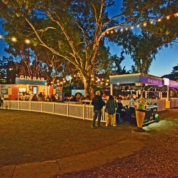 Gordon's Gin at Adelaide Fringe Festival (SA)